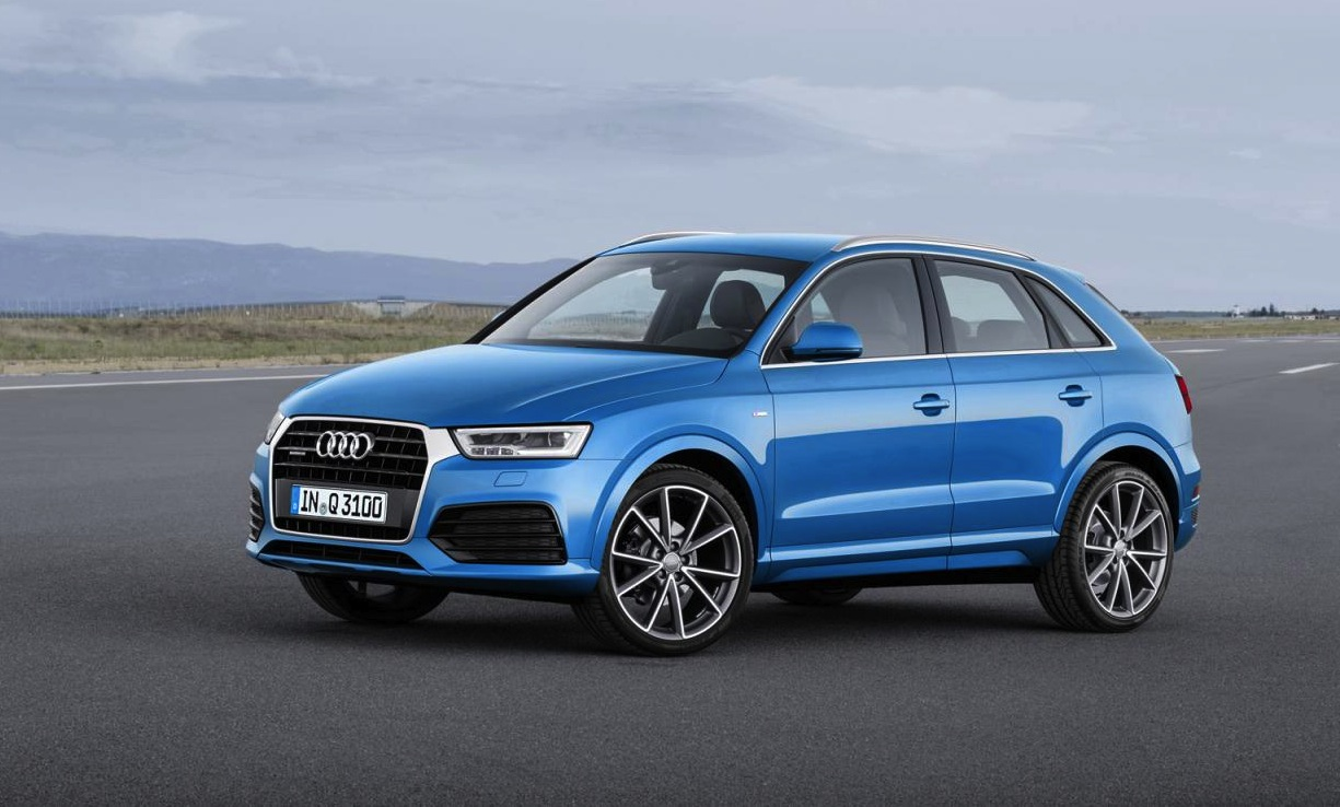 2015 audi q3 revealed more efficient rs q3 more powerful performancedrive. Black Bedroom Furniture Sets. Home Design Ideas