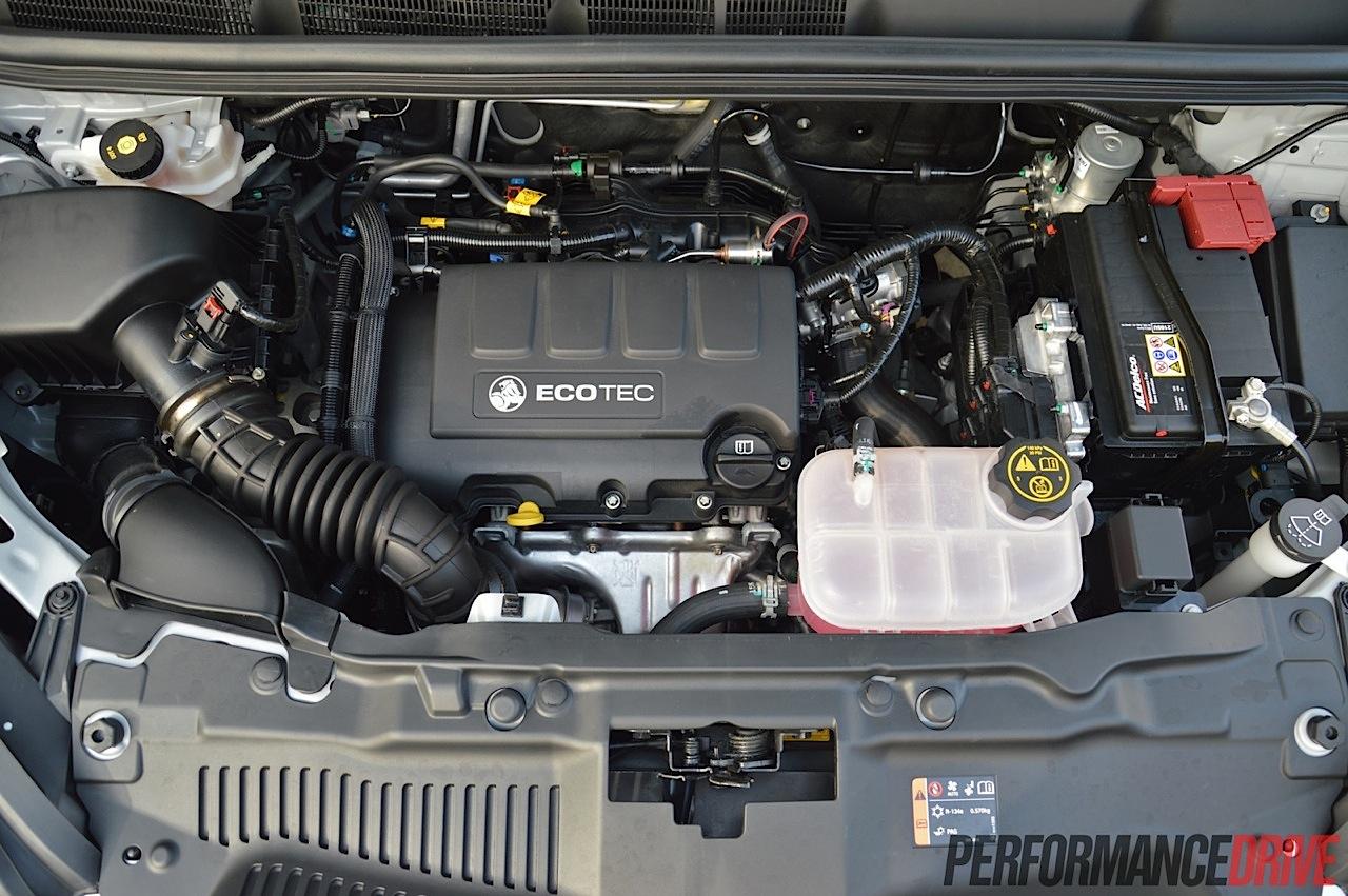 Holden Trax Ltz T Engine