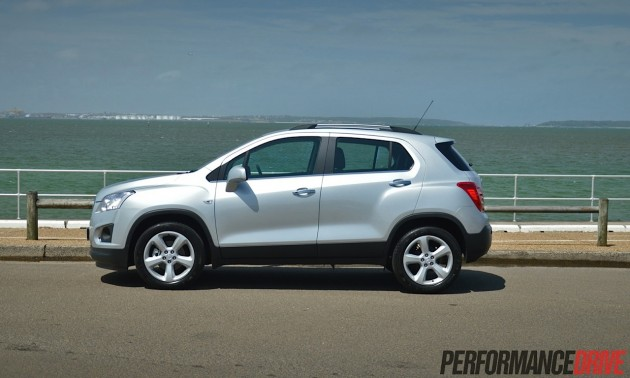 2015 Holden Trax LTZ-PerformanceDrive