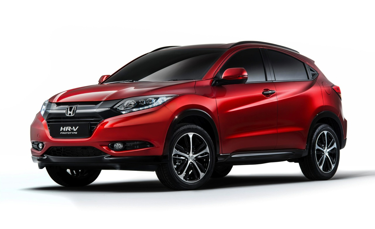 2015 honda hr v confirmed for australian market performancedrive. Black Bedroom Furniture Sets. Home Design Ideas