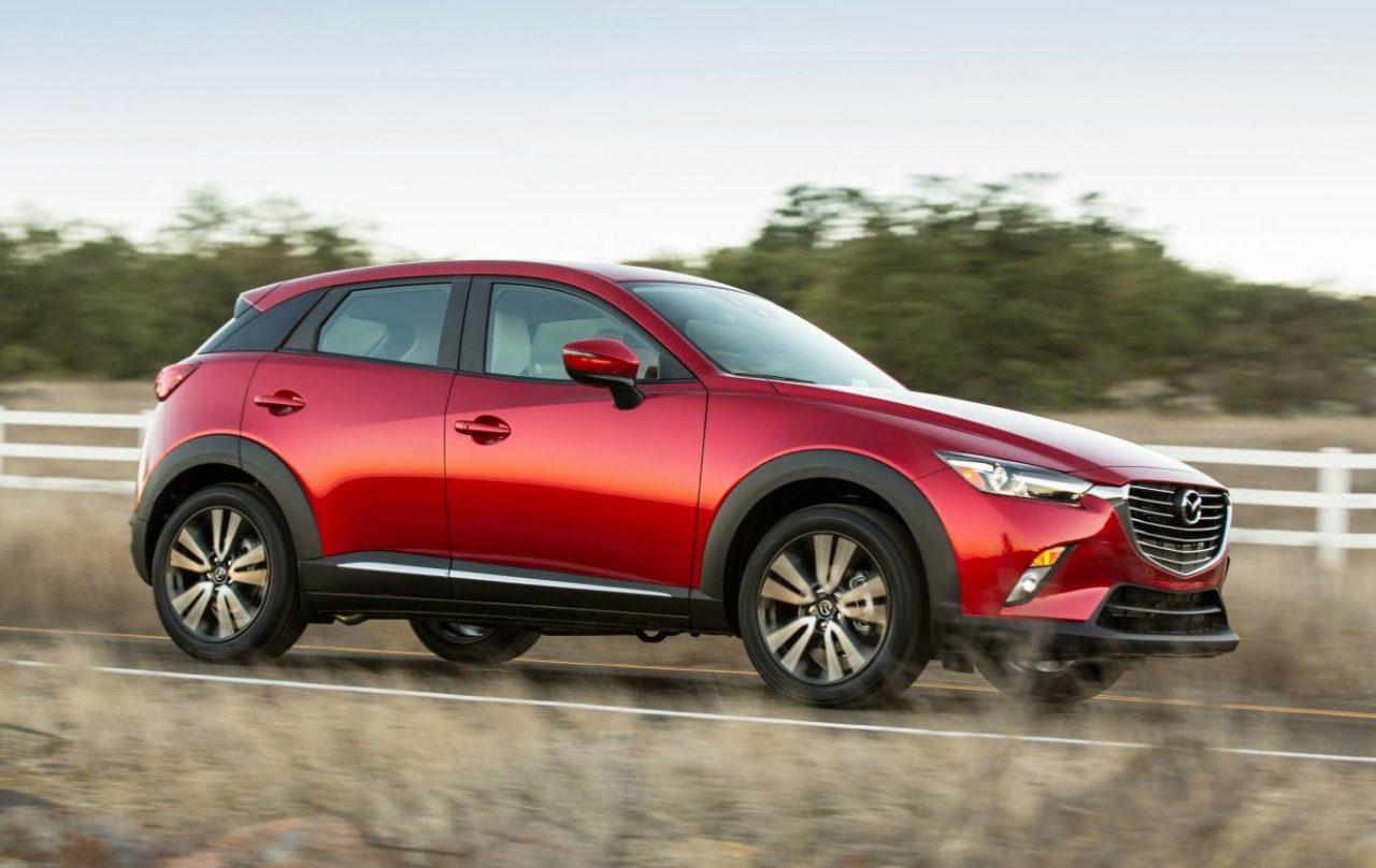 2015 Mazda Cx 3 Unveiled At La Auto Show Performancedrive