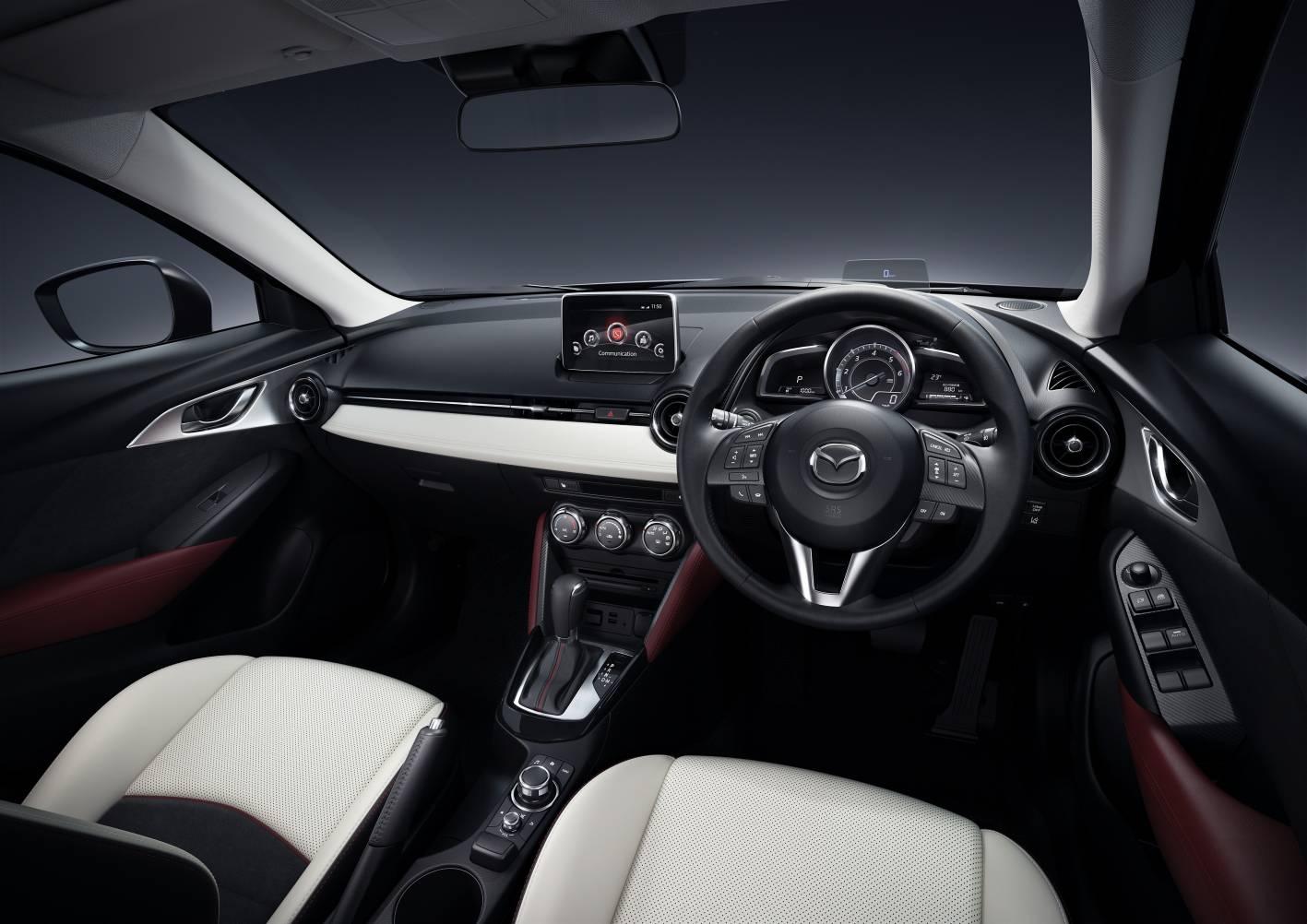 Lovely 2015 Mazda CX 3 Interior