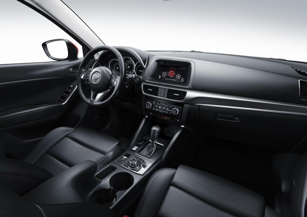 Attractive 2015 Mazda CX 5 Interior