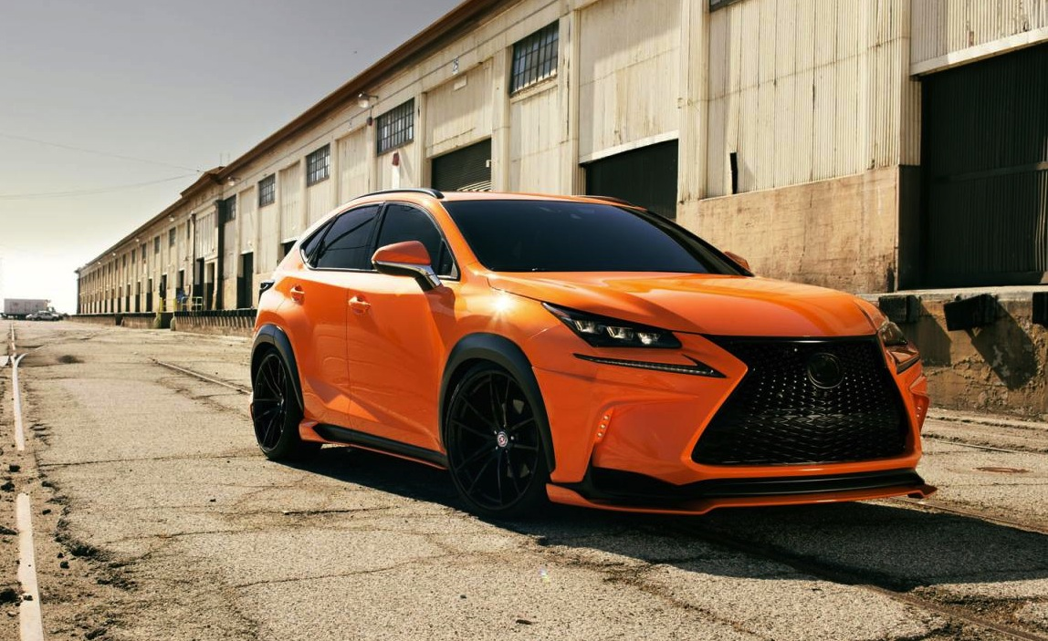 360 Elite Motorworks Shows Lexus Nx 200t Tuning Potential