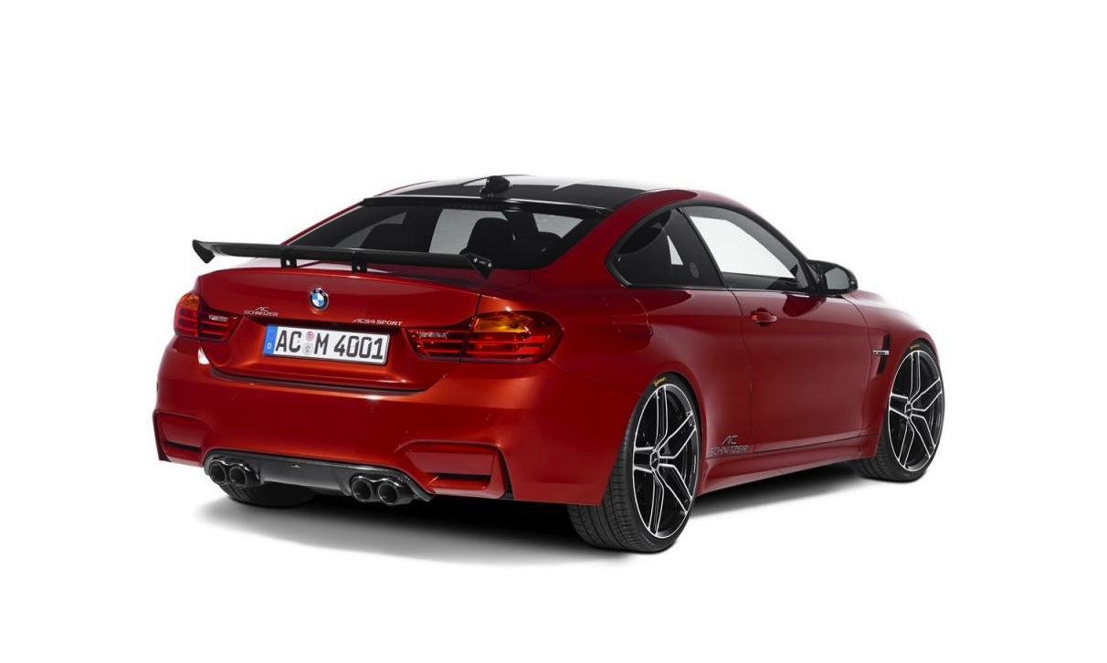 Ac Schnitzer Announces Tuning Upgrades For The Bmw M4 Performancedrive