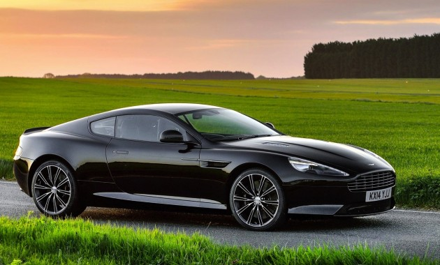 Aston Martin DB9 Carbon
