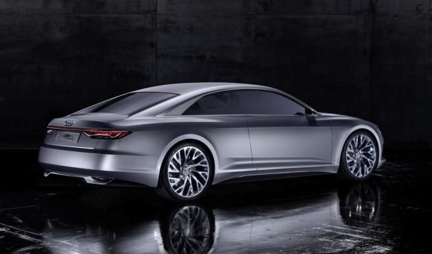 Audi Prologue concept-rear