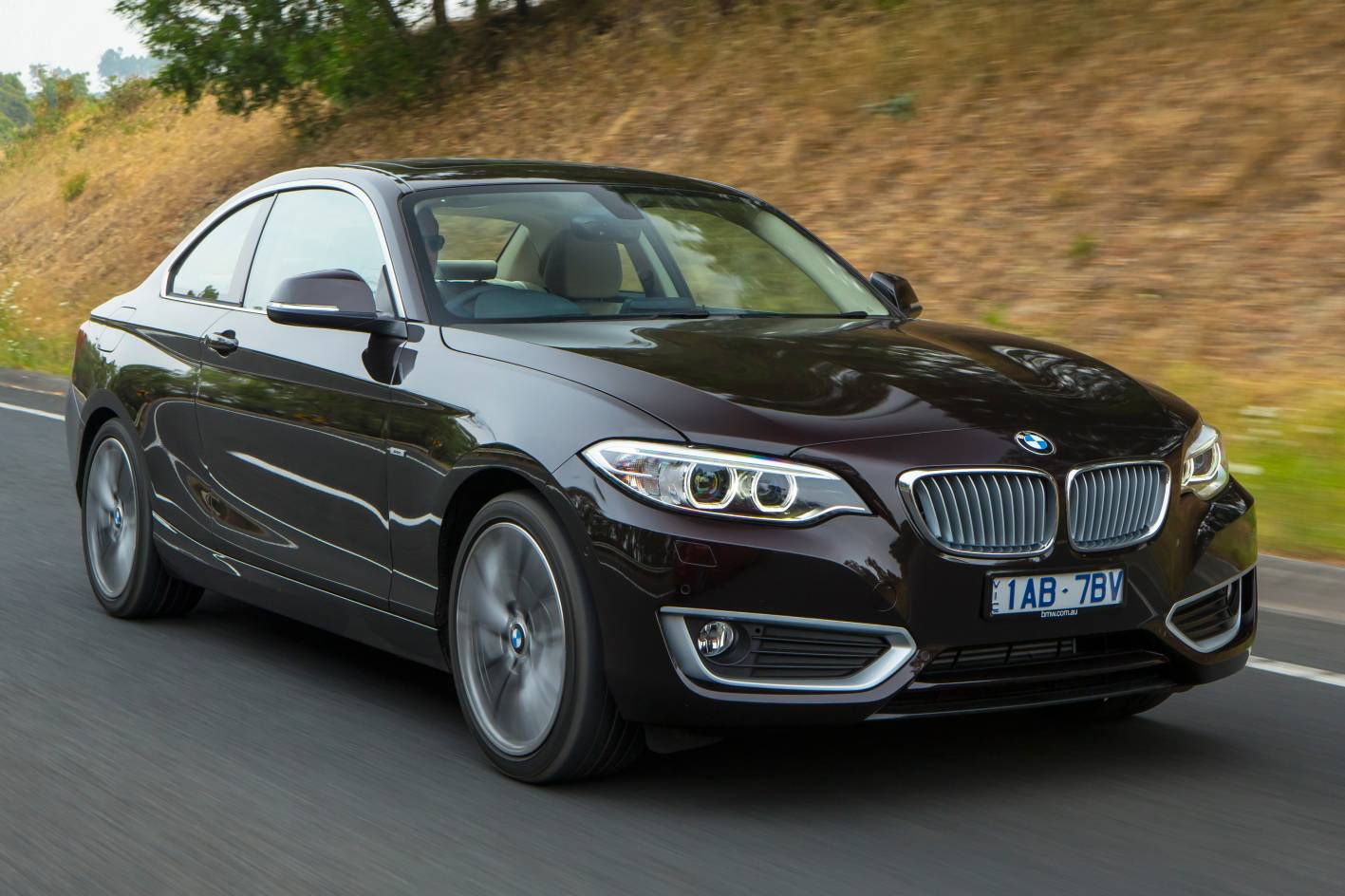 New Bmw 7 Series >> BMW 228i now on sale in Australia from $64,400 ...