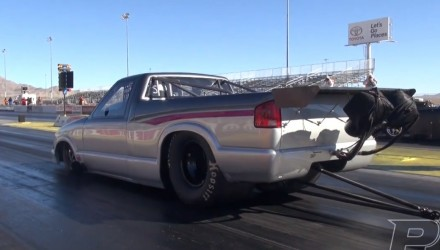 Chevrolet S-10 quickest car in the world