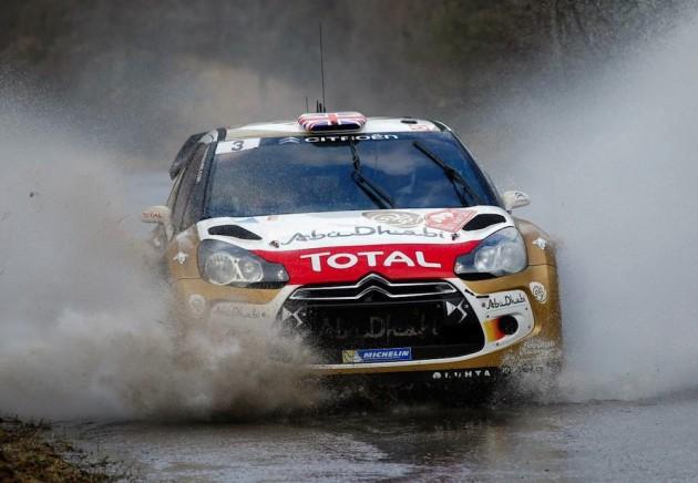 Citroen DS 3 WRC
