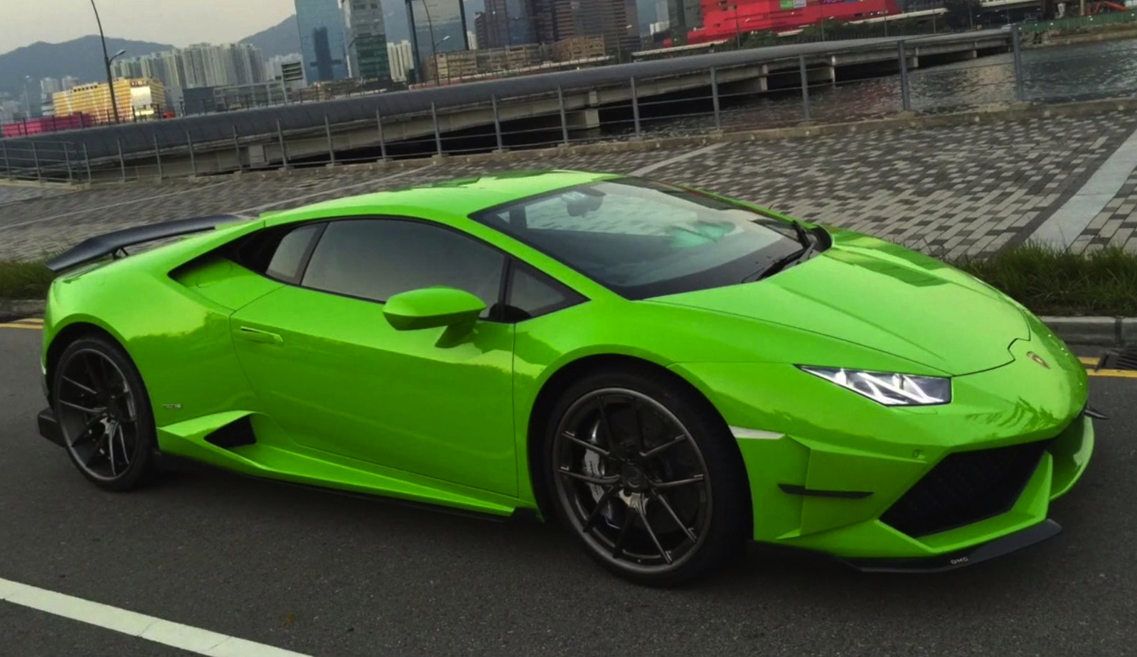 Dmc Creates First Tuner Bodykit For The Lamborghini