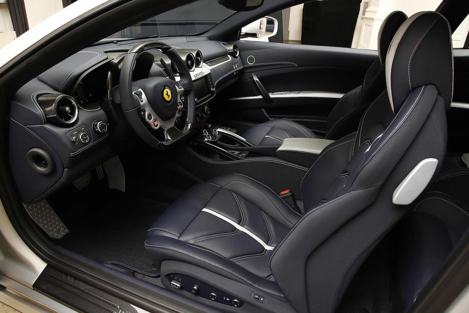Great Ferrari FF Tailor Made Interior