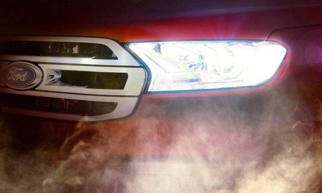 Ford Everest preview