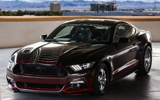 Ford Racing Mustang GT King Cobra