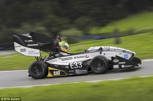 Formula Student record-ETH Zurich