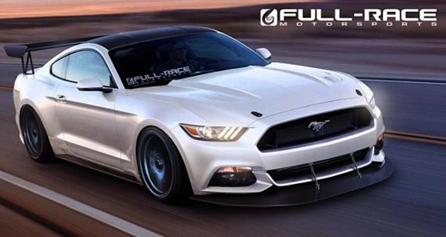 Full-Race Motorsports Mustang FreakoBoost