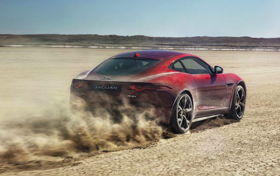 jaguar f type awd confirmed other versions coming performancedrive. Black Bedroom Furniture Sets. Home Design Ideas