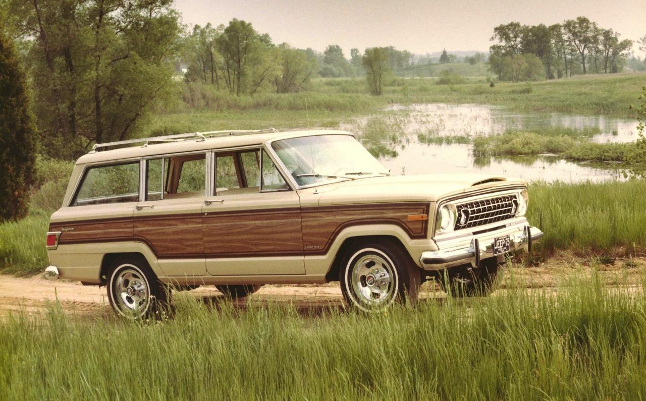 modern jeep 39 wagoneer 39 7 seater to take on range rover performancedrive. Black Bedroom Furniture Sets. Home Design Ideas