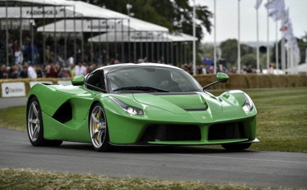 LaFerrari owned by Jay Kay