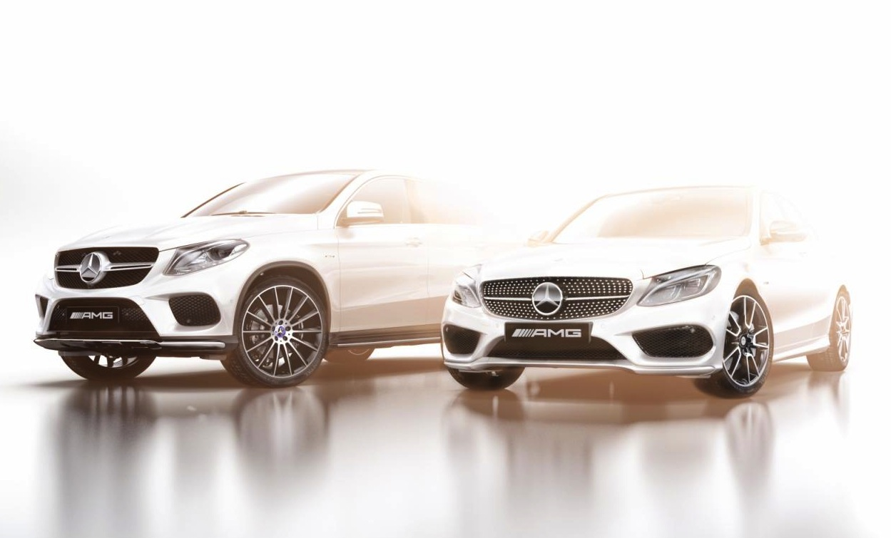 Mercedes benz plans 39 amg sport 39 product line for Mercedes benz product line