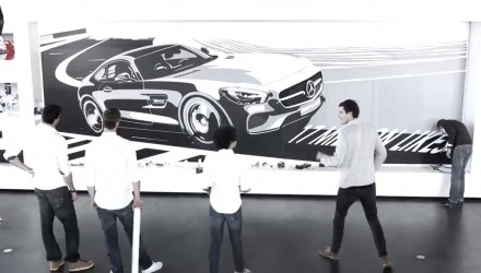 Mercedes-Benz Facebook 17 million