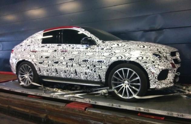 Mercedes-Benz MLC-Class AMG