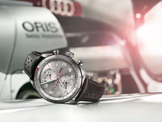 Oris Audi Sport chronograph watch
