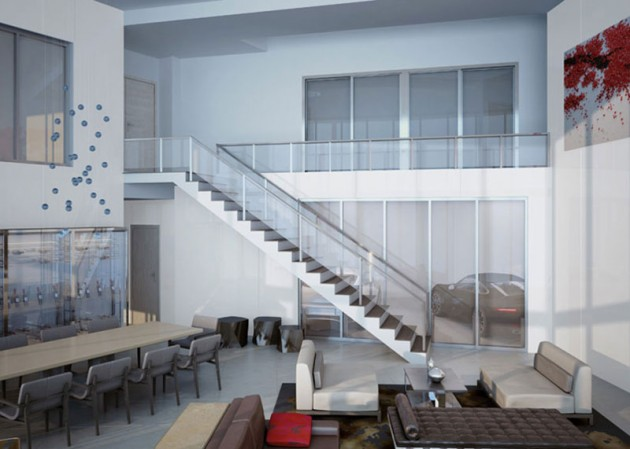 Porsche Design Tower Miami-room