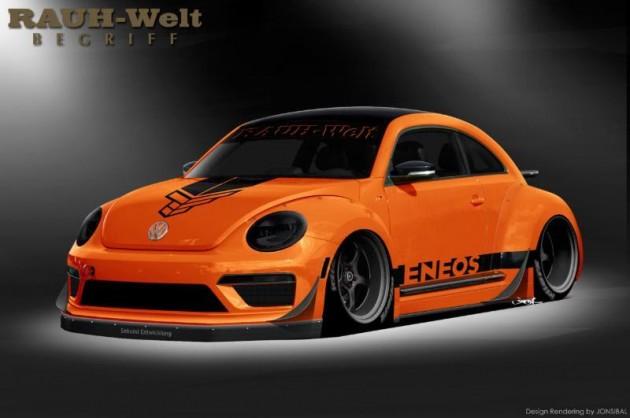 RAUH-Welt Begriff Volkswagen Beetle