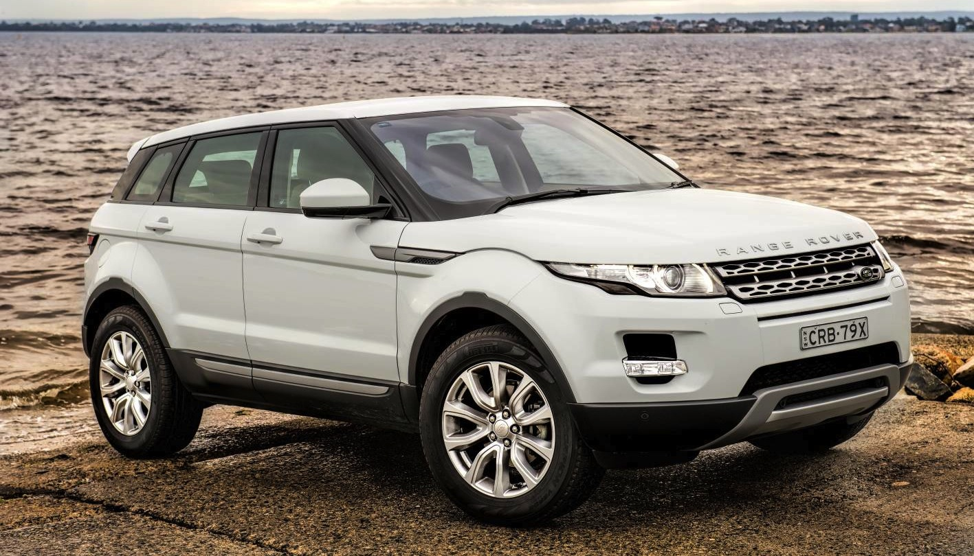 Land Rover Not Happy About Chinese Landwind X7 Fake