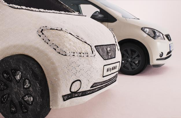 SEAT Mii by MANGO and Lace version