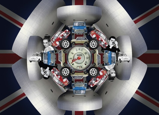 The MINI Story-BMW Museum