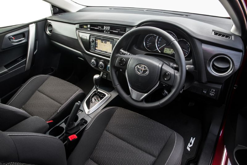 2015 Toyota Corolla Rz On Sale In Australia From 22 290