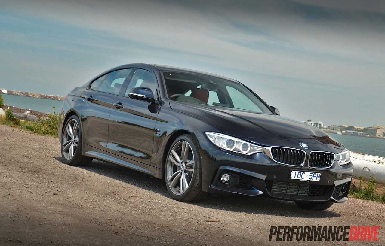 2014 bmw 435i gran coupe review video performancedrive. Black Bedroom Furniture Sets. Home Design Ideas