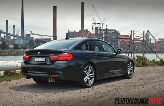 2014 BMW 435i Gran Coupe-PerformanceDrive