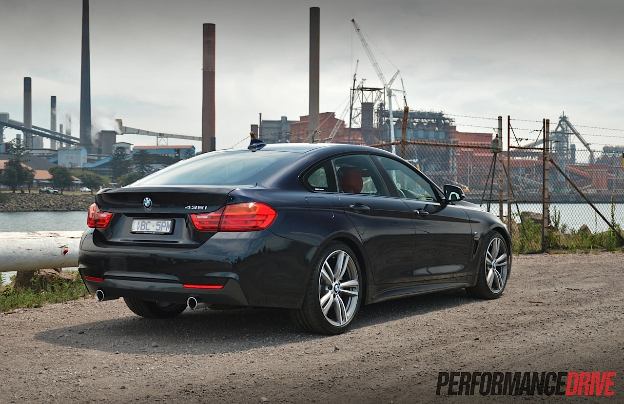 2014 bmw 435i gran coupe performancedrive