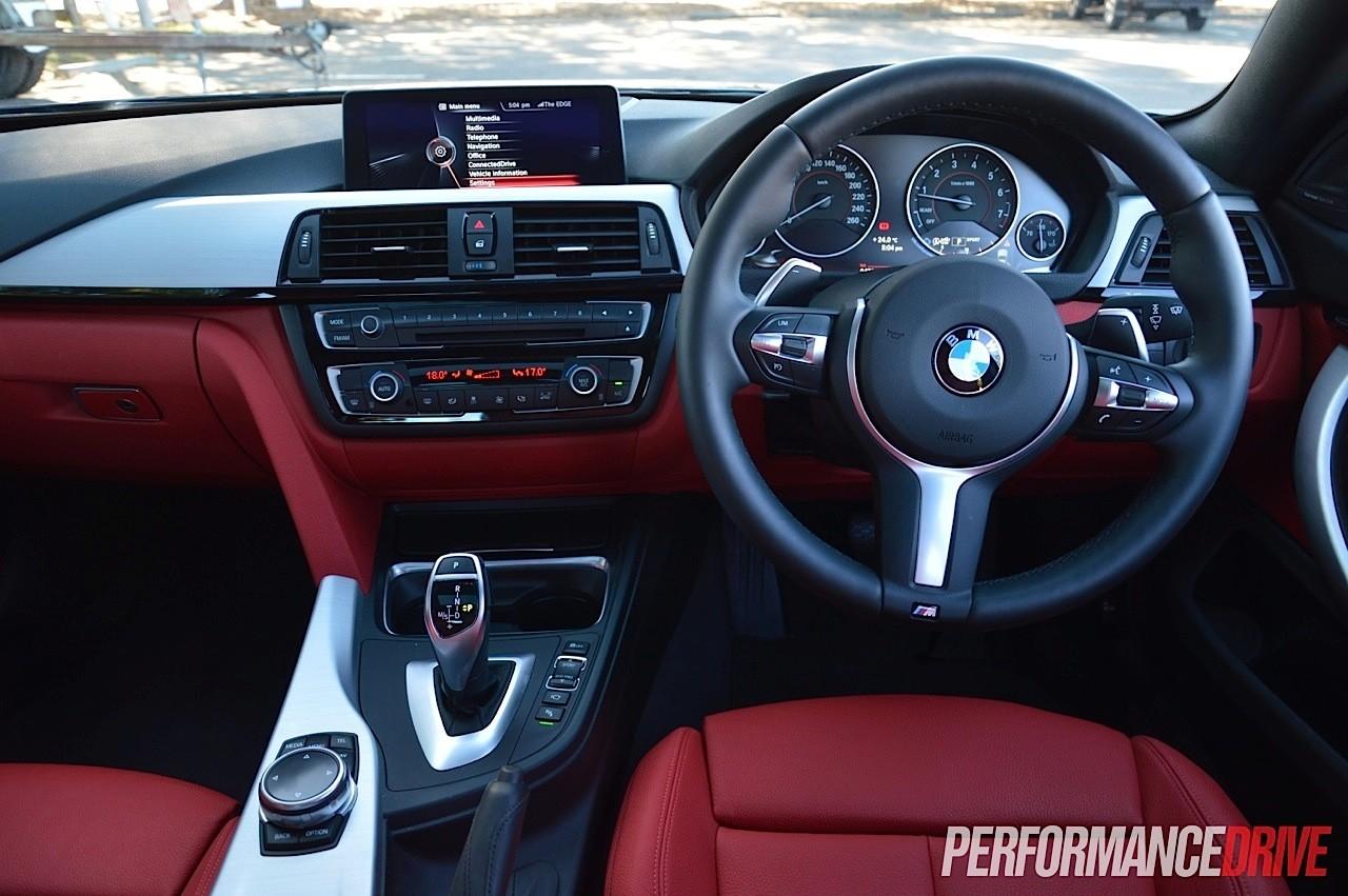 2014 bmw 435i gran coupe review (video) | performancedrive