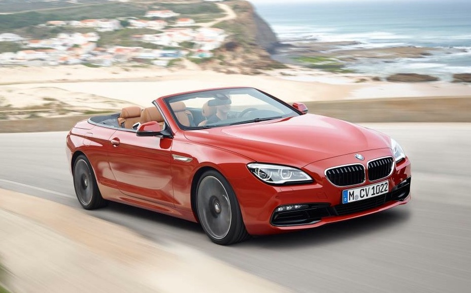 2015 bmw 6 series coupe convertible gran coupe revealed performancedrive. Black Bedroom Furniture Sets. Home Design Ideas