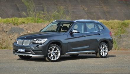 2015 BMW X1 sDrive20i-Mineral Grey