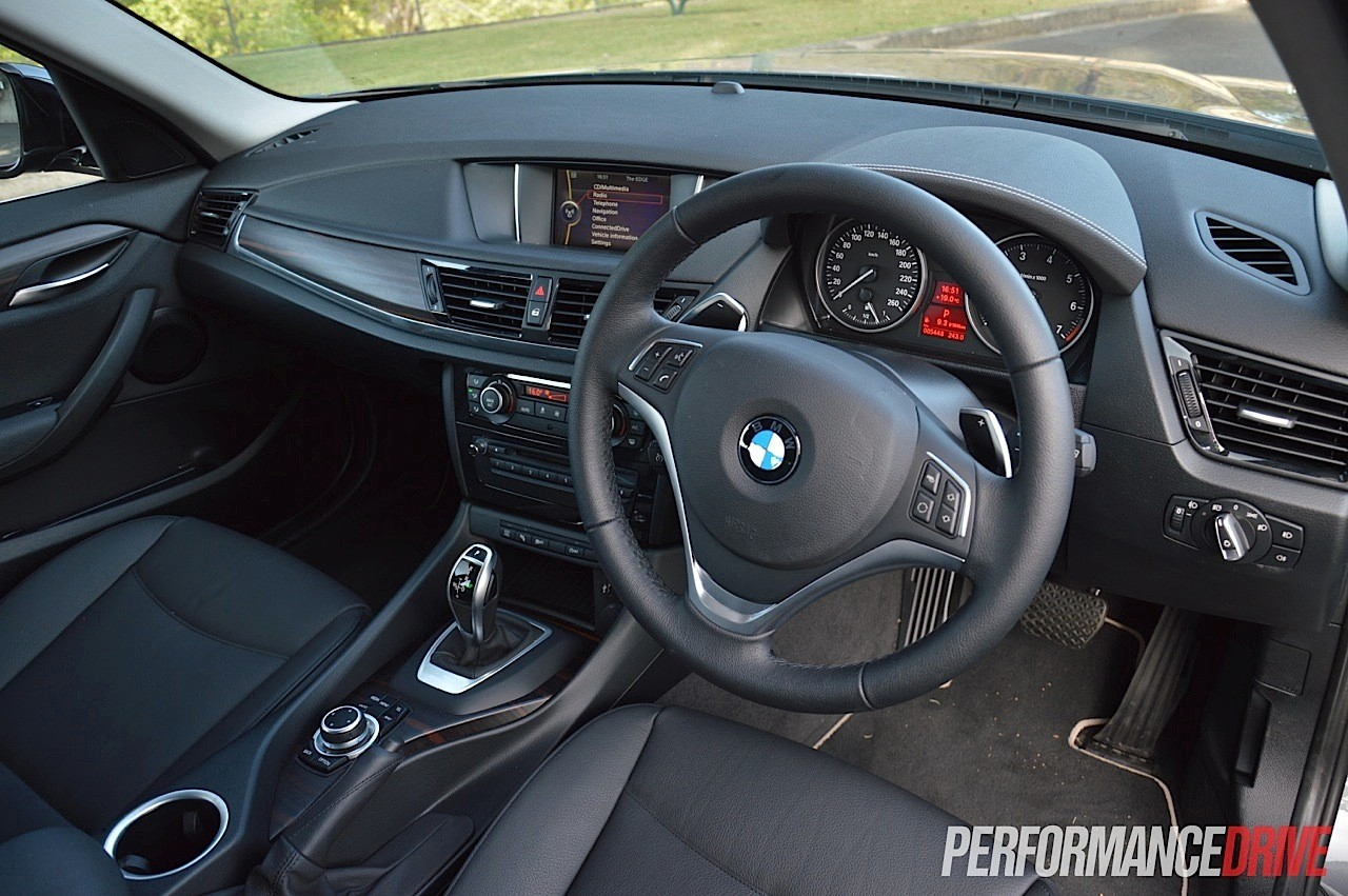 2015 BMW X1 SDrive20i Interior