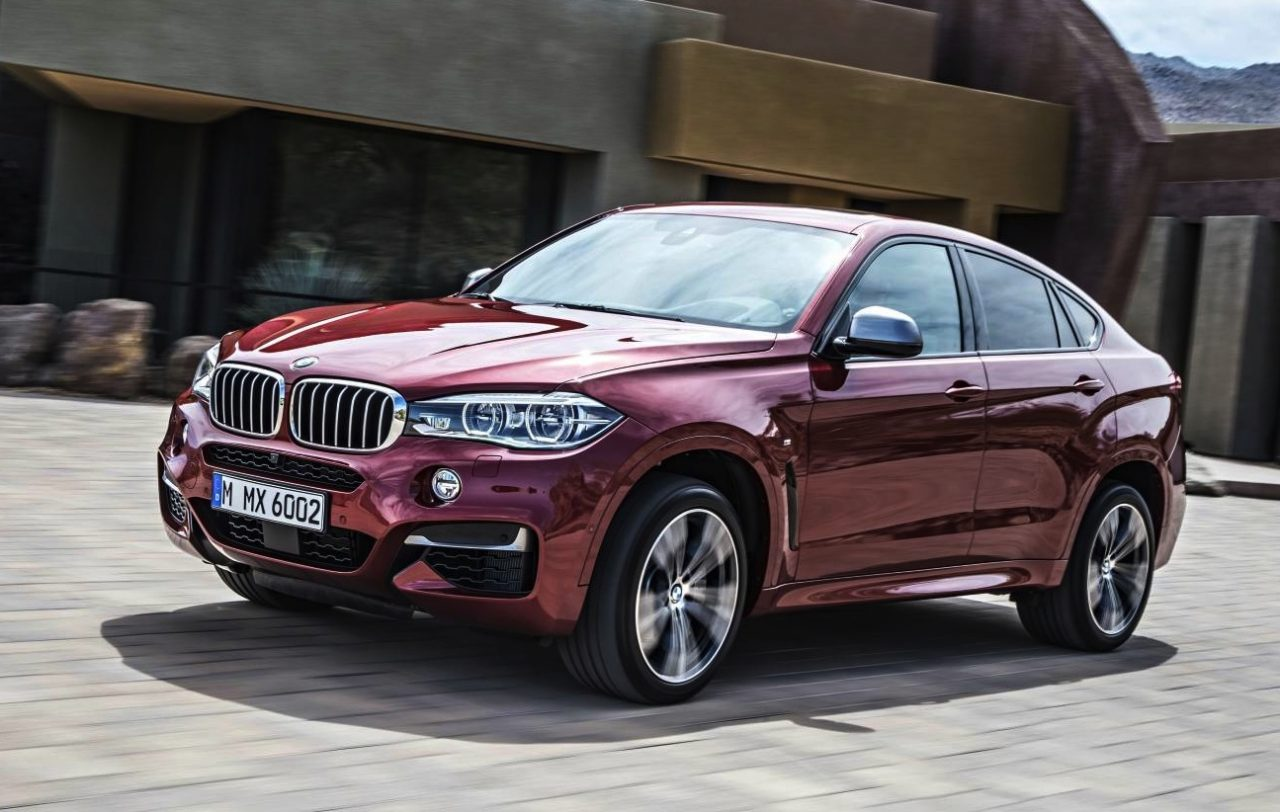 2015 Bmw X6 On Sale In Australia From 115 400