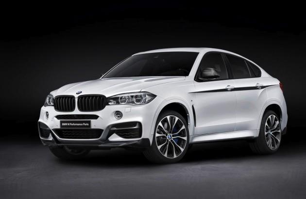 2015 BMW X6 M Performance-bodykit