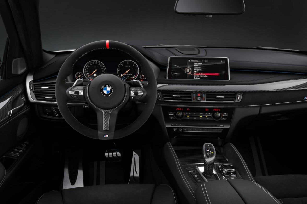 2015 Bmw X6 Now Available With M Performance Parts