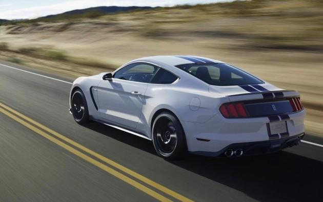 2015 Ford Shelby GT350 Mustang
