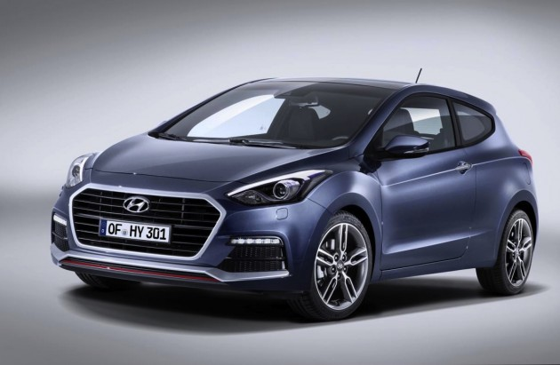 2015 Hyundai i30 Turbo