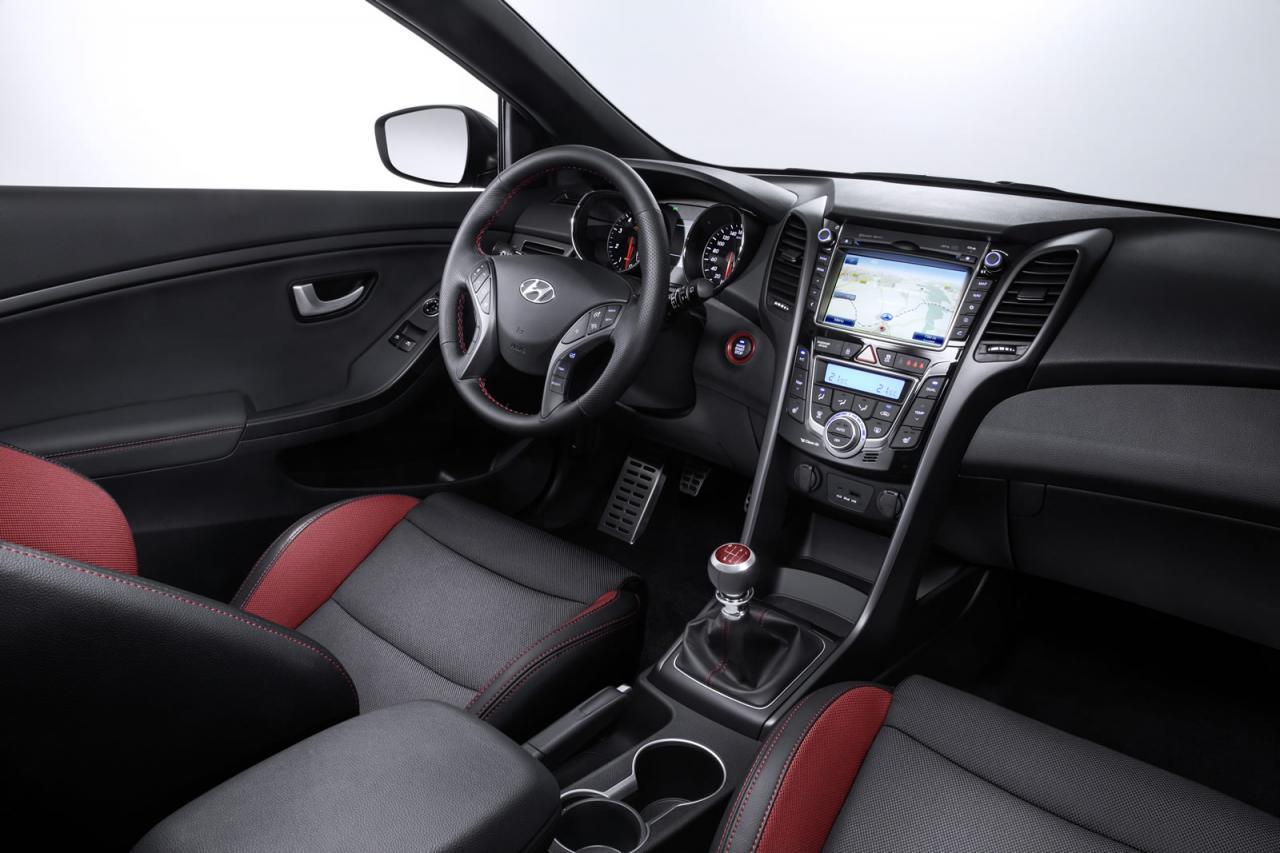 2015 hyundai i30 turbo revealed along with range update for Interior hyundai i30