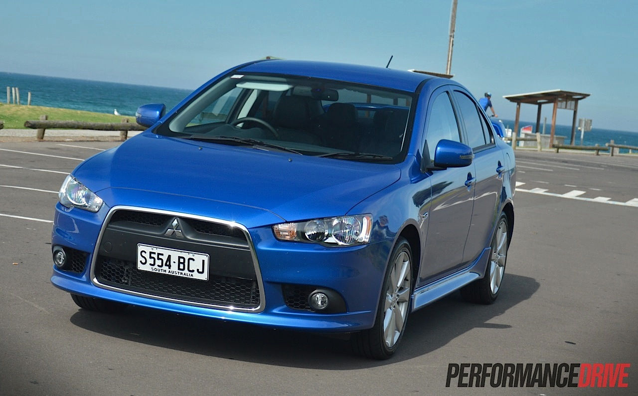 2015 Mitsubishi Lancer Xls Review Video Performancedrive