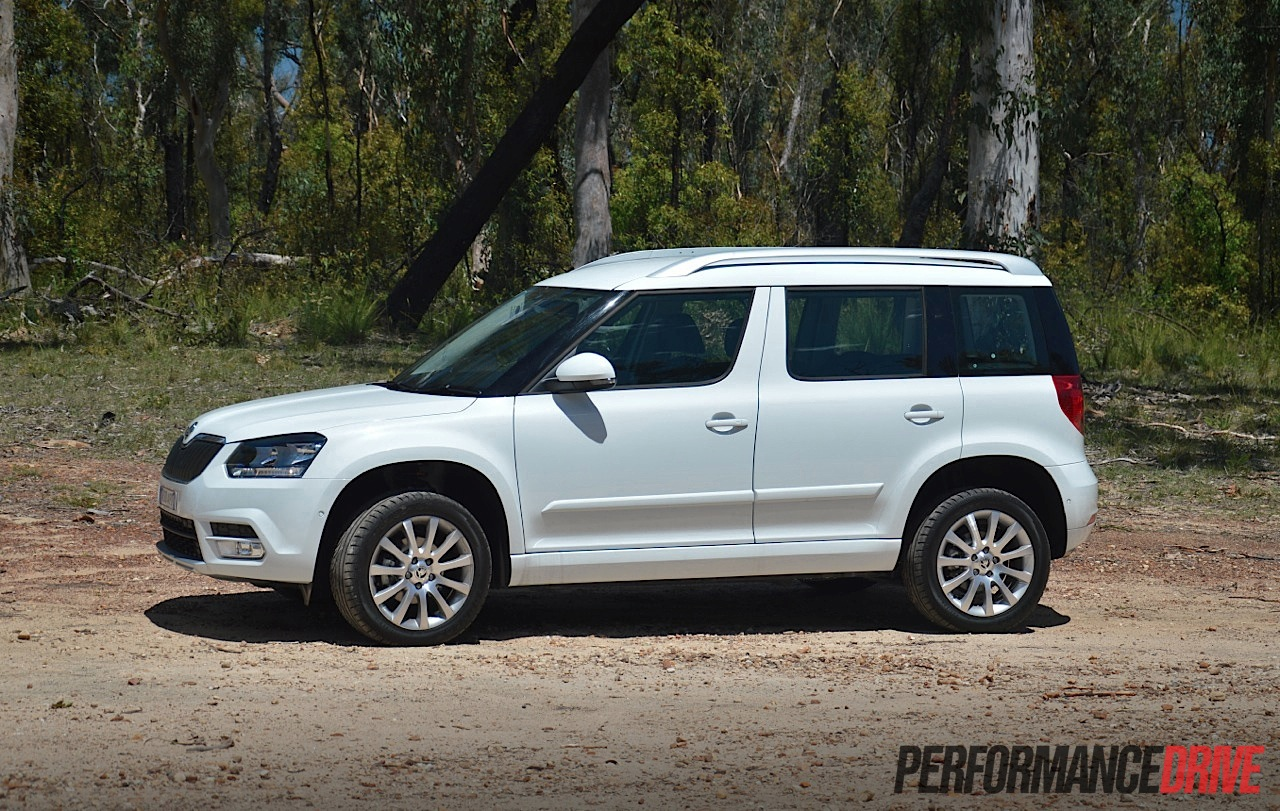 2015 skoda yeti ambition 90tsi review video performancedrive. Black Bedroom Furniture Sets. Home Design Ideas