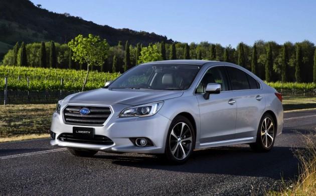 2015 Subaru Liberty 3.6R