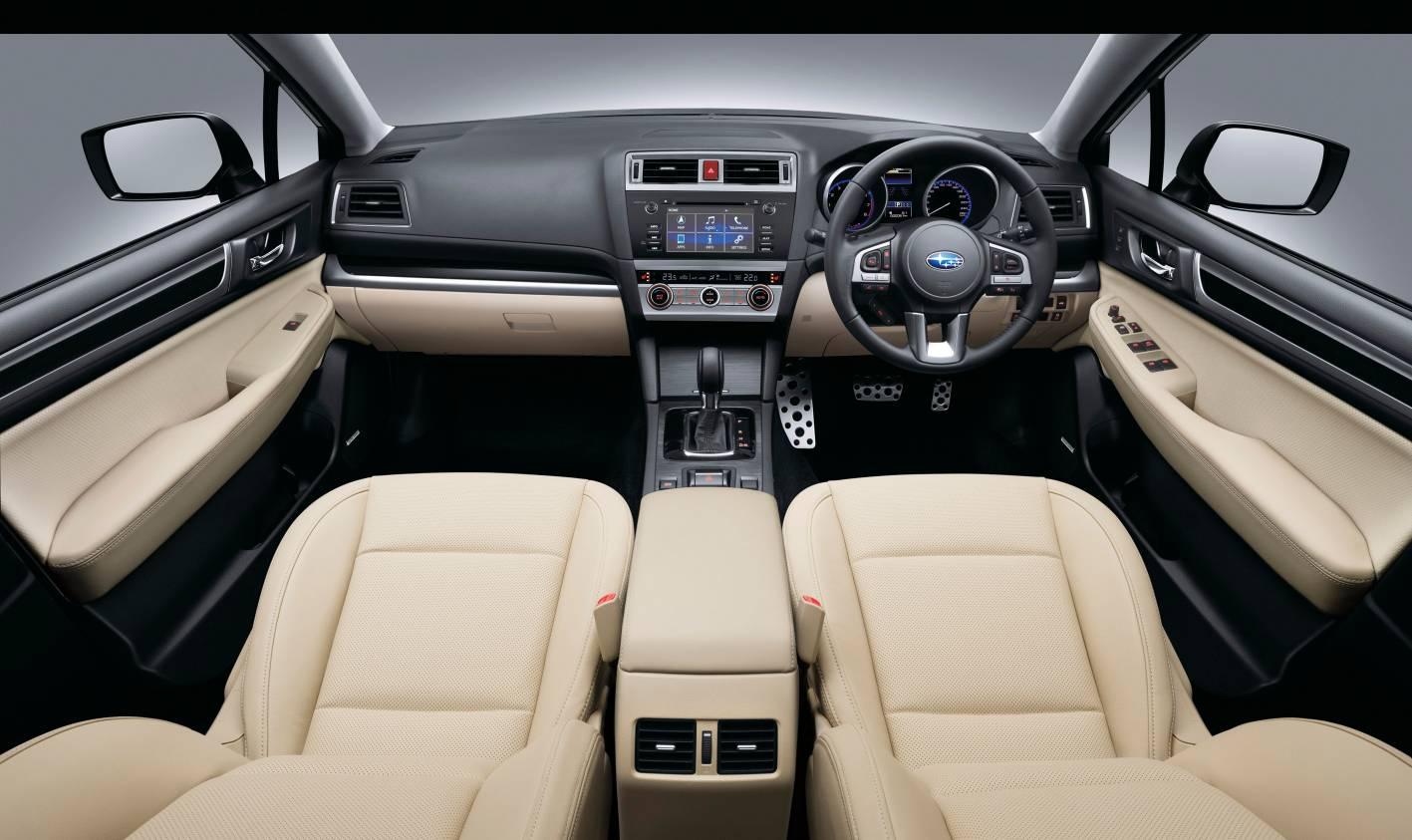 2015 Subaru Liberty On Sale In Australia From 29 990 Performancedrive